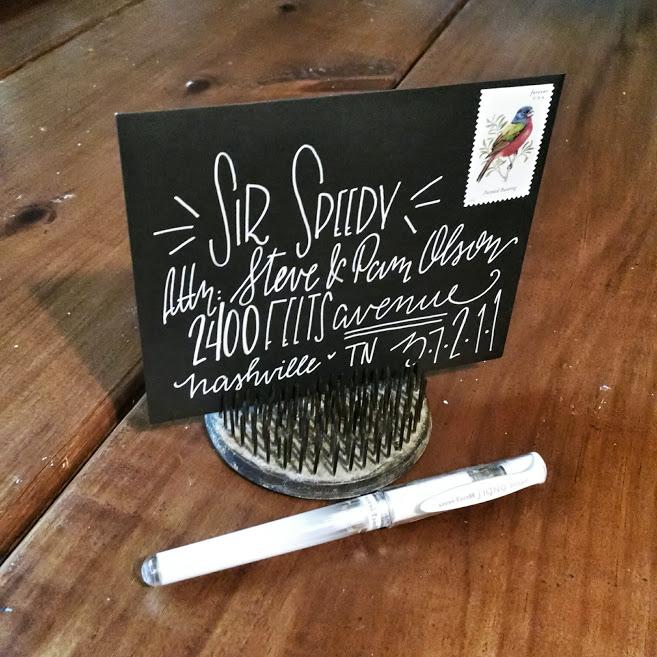 Sir Speedy Envelope - Handlettering.jpg