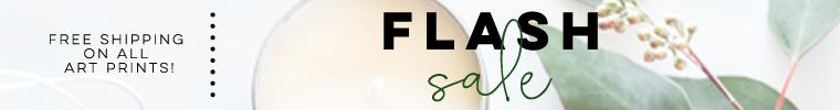 Flash Sale at Jitney's Journeys