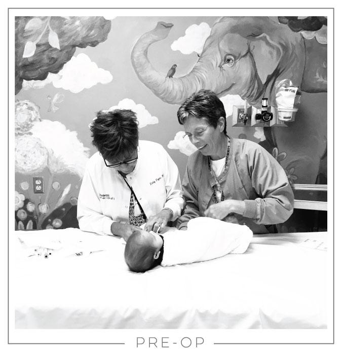 Pre-Op // Craniosynostosis