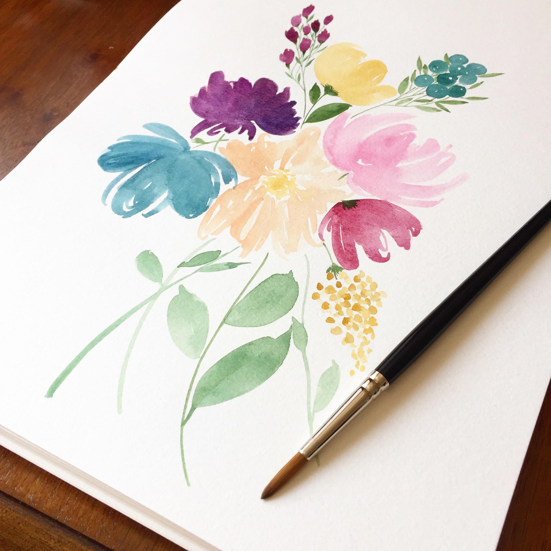 Watercolor by Jitneys