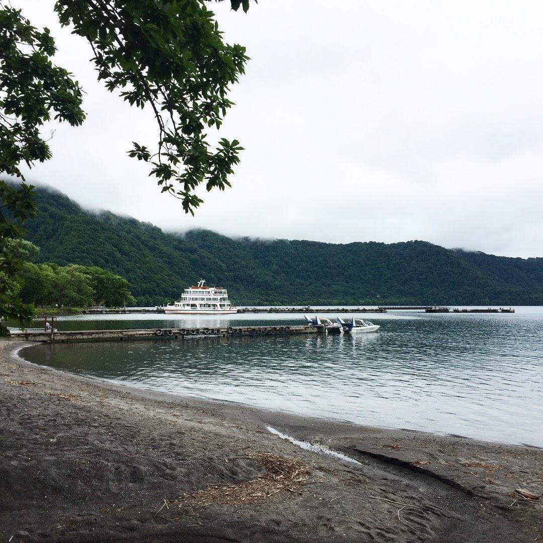 Lake Towada Aomori Japan