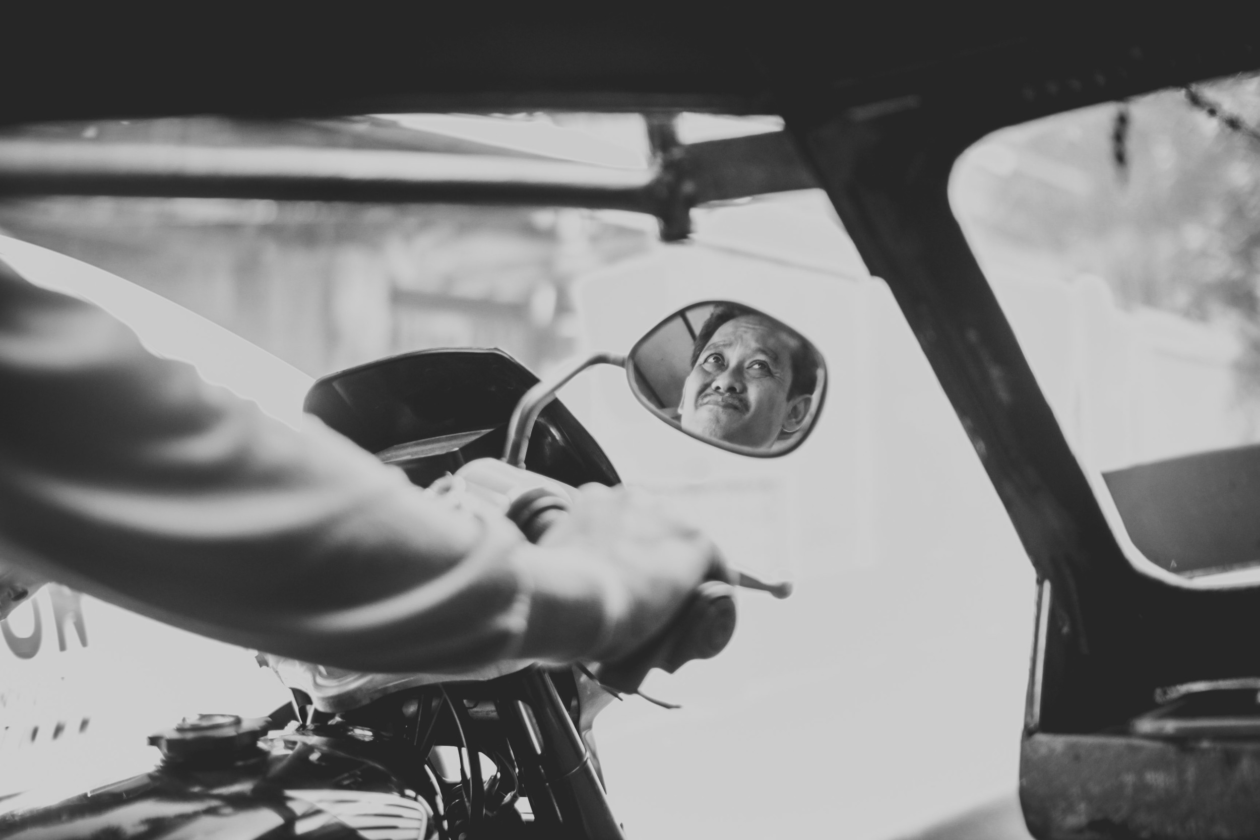 tricycle driver | Manila, Philippines