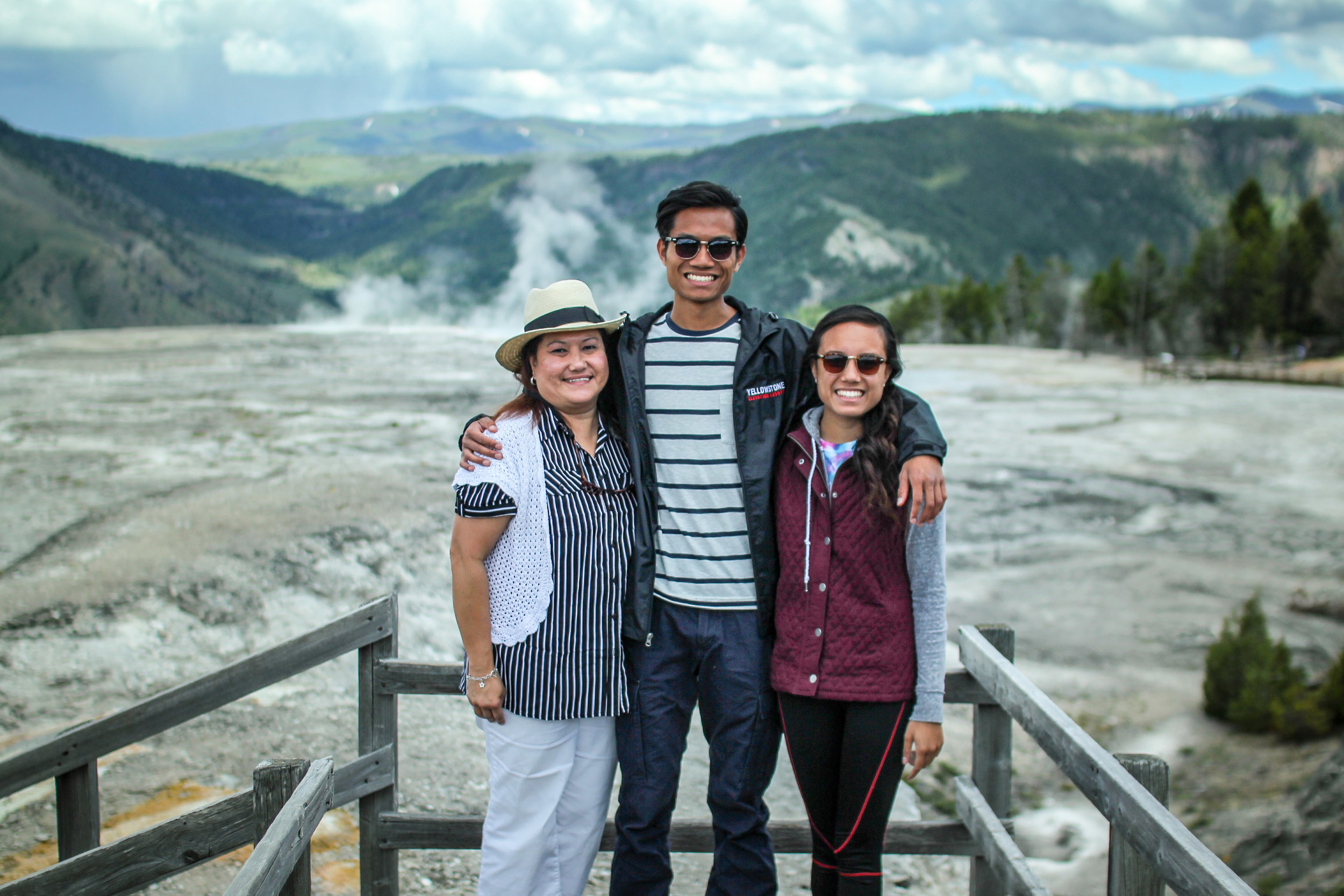 family vacation | Yellowstone, WY