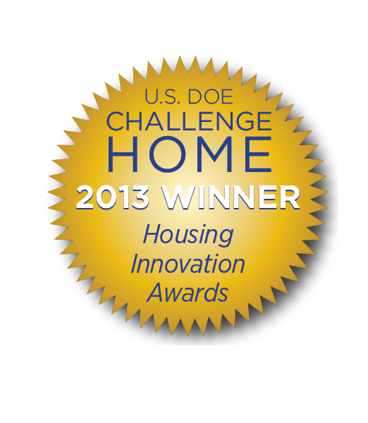 Housing Innovation Award Winner Badge 2013