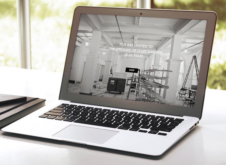 Corporate Event Websites