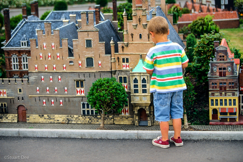 Madurodam, Miniature Holland, The Hague, Netherlands