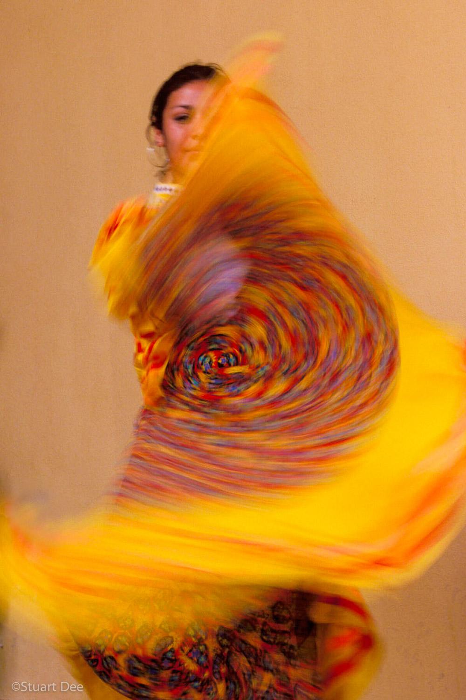 Mexican dance/dress, cinco de mayo, Loreto, Mexico