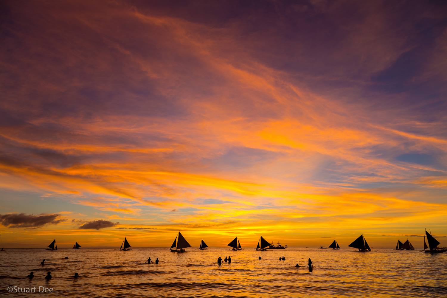 Boracay, Malay, Aklan, Philippines. Boracay has consistently ranked as one of the top islands in the world.
