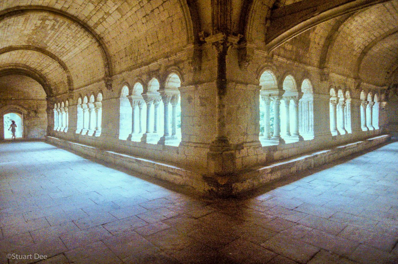 Abbaye De Montmajour, Near Arles, France