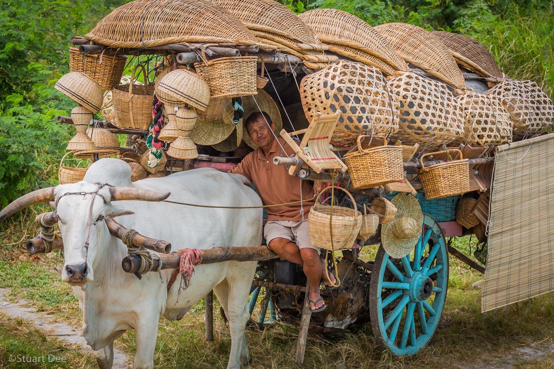 Handicrafts caravan, Cavite, Philippines