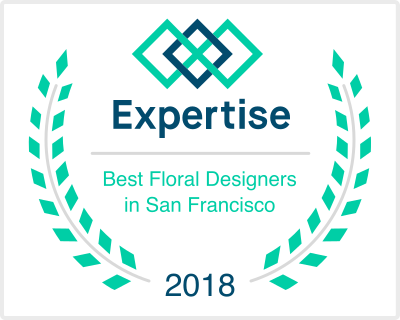 Nancy Liu Chin Designs named as Top Floral Designer by Expertise