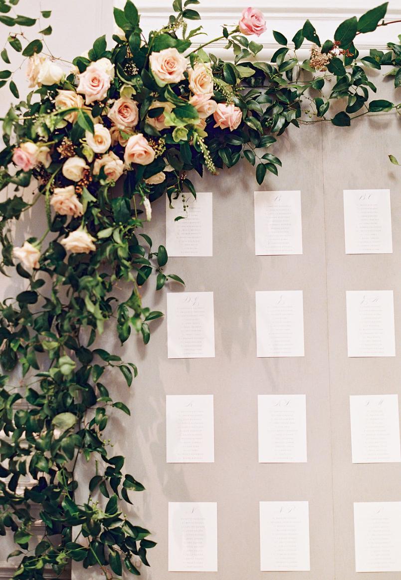 Planning | Kaella Lynn Events  Photography | Lynette Boyle Photography  Floral Design | Nancy Liu Chin Designs  Venue | SF Palace Hotel  Paper Goods | Aerialist Press  Linens | La Tavola Linens  Cake | Pretty Please Bakeshop SF