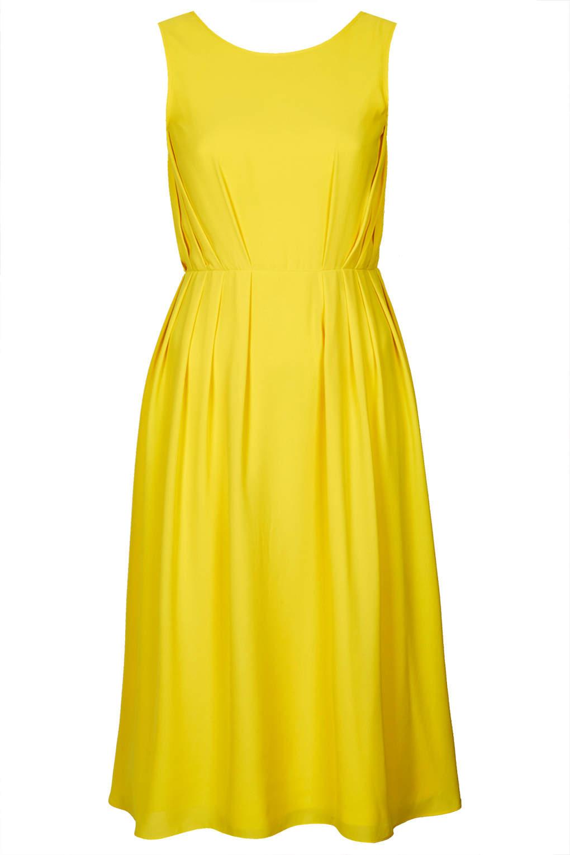Topshop, Pasha Poppy Midi Dress £45