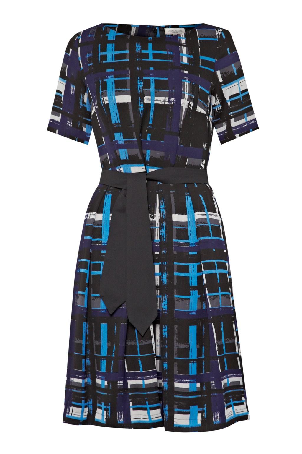 Great Plains, Check It Out Dress £65