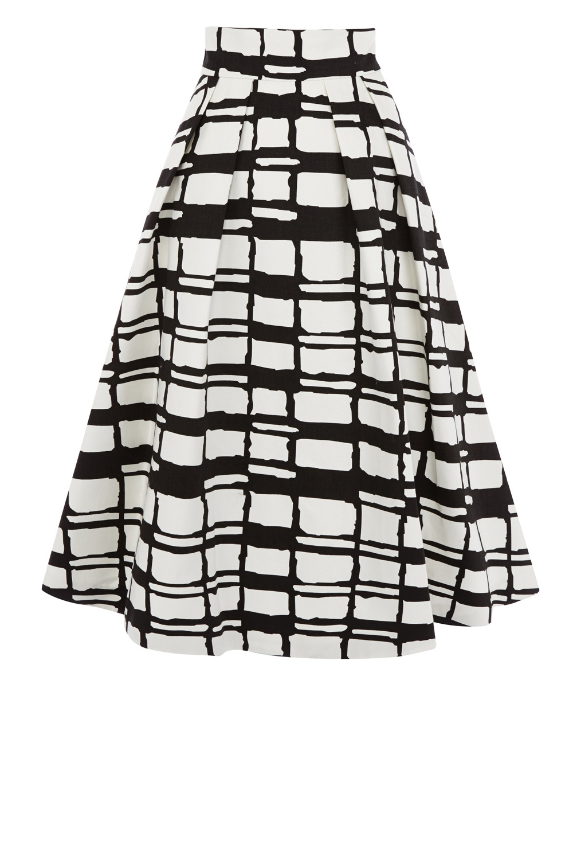 Coast, Irris Check Skirt £85