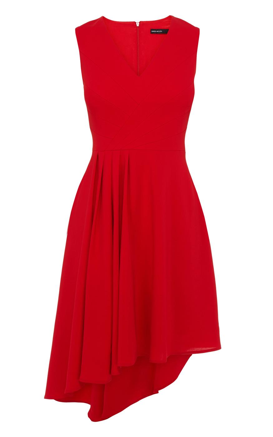 Karen Millen, Asymmetric Dress £180