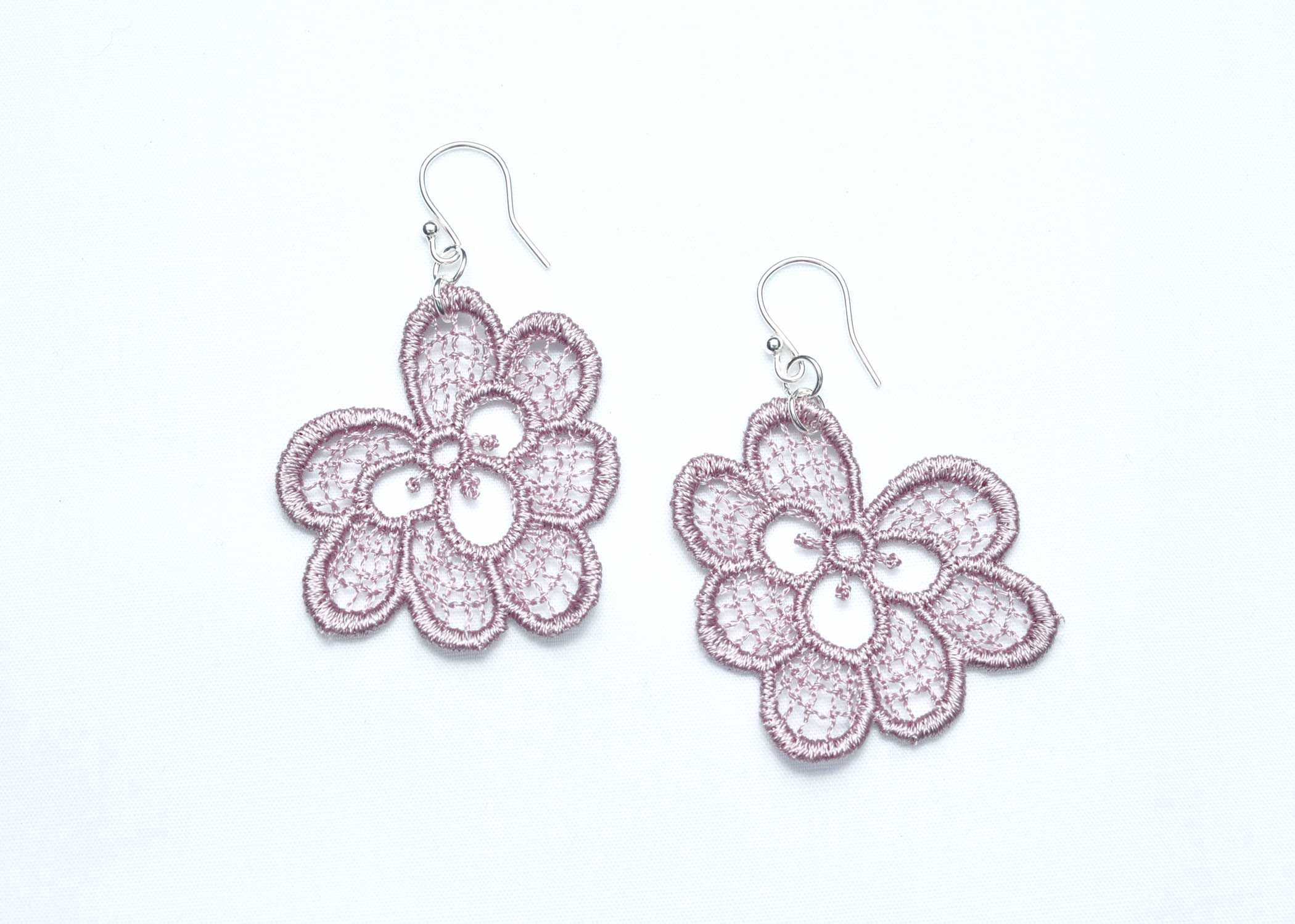 Oak Leaf Earrings, £17.50