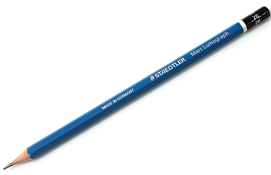 Staedtler 2B Graphite Pencil