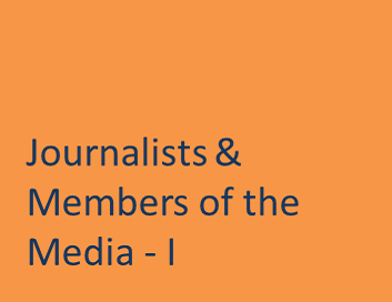 Journalists and Members of the Media Visa I.png