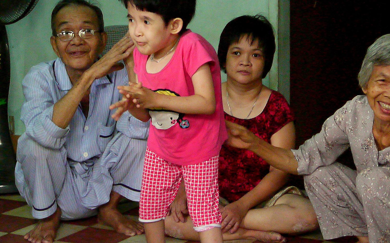 Helping 26 Children with Cerebral Palsy- Vietnam