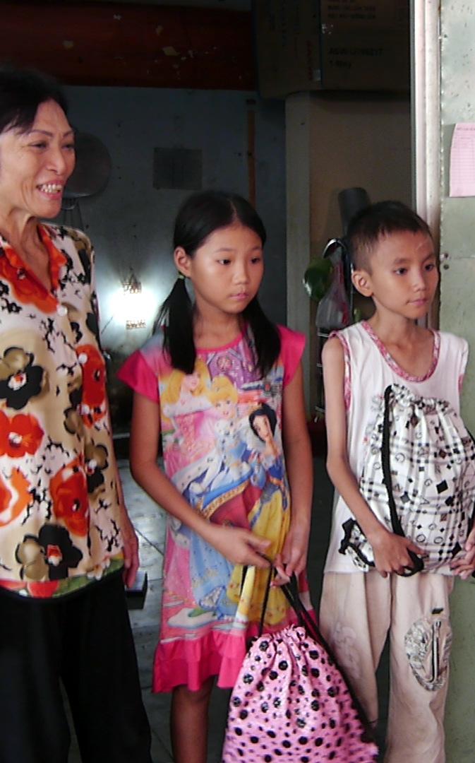 Back to School Starter Package - Vietnam