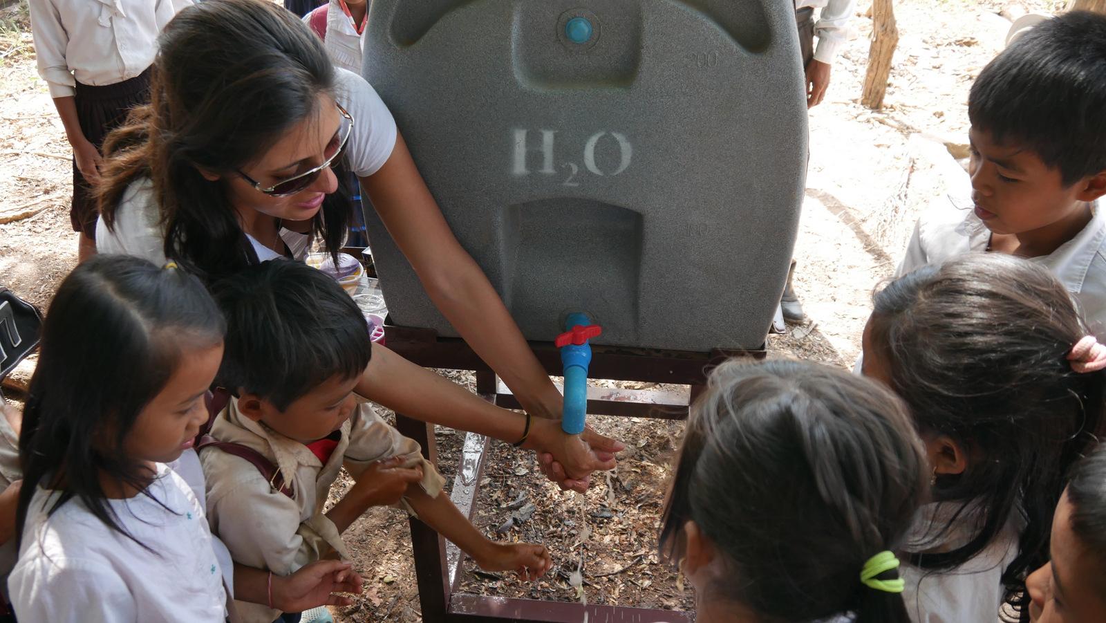 School's Water Well, Broken For Years