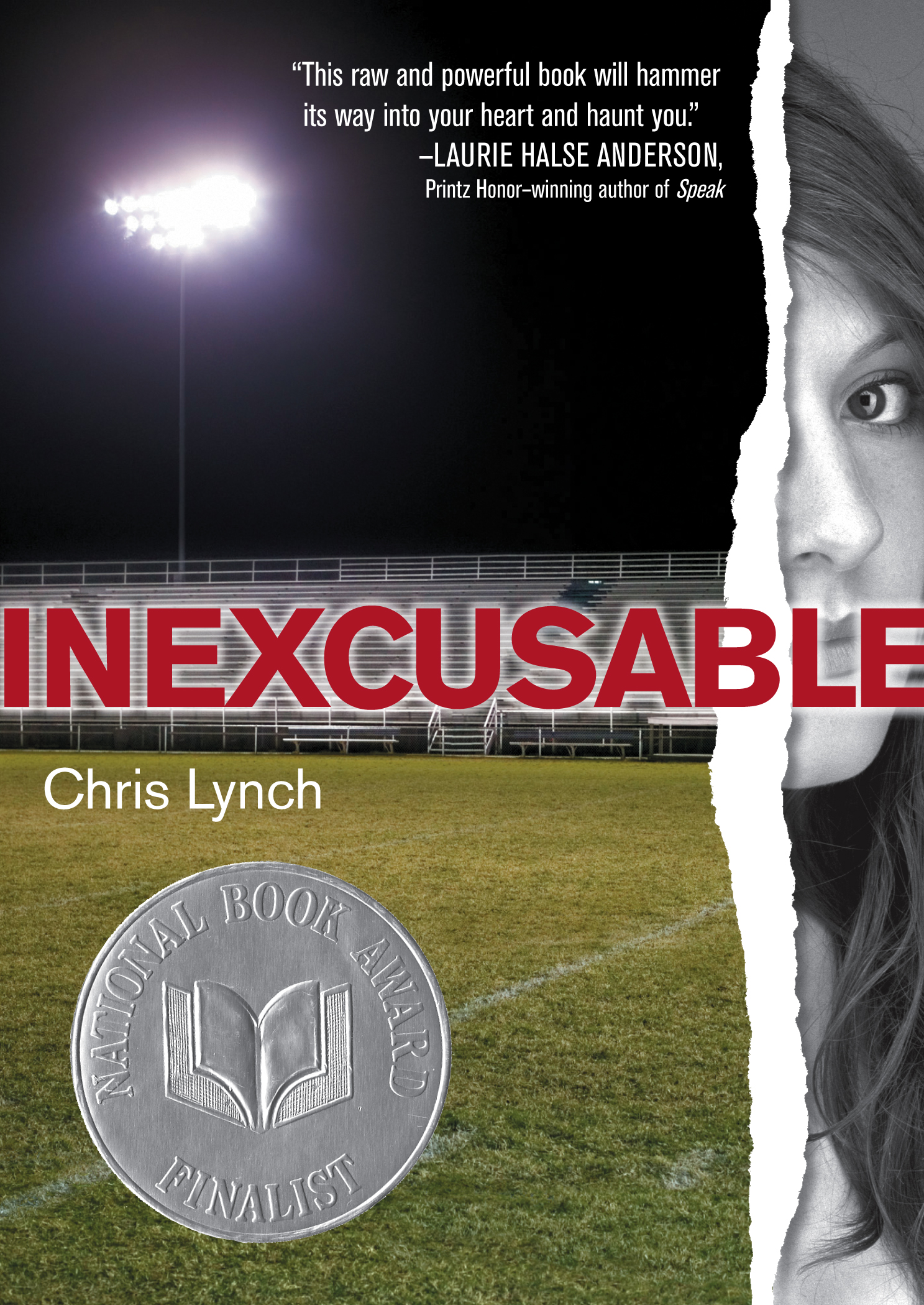 Inexcusable , by Chris Lynch