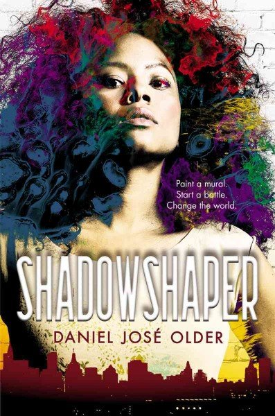 Shadowshaper , by Daniel José Older