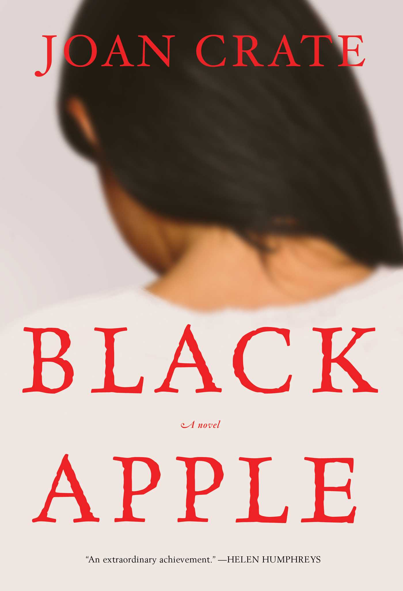 Black Apple, by Joan Crate