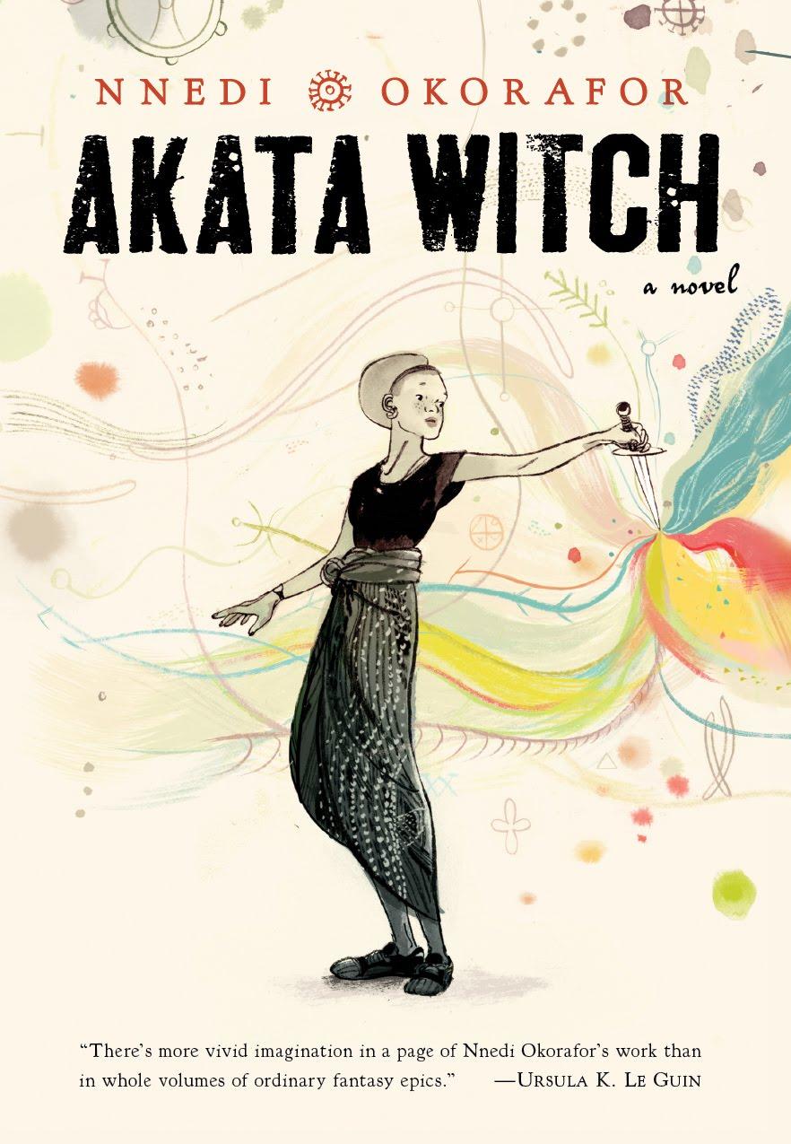 Akata Witch, by Nnedi Okorafor