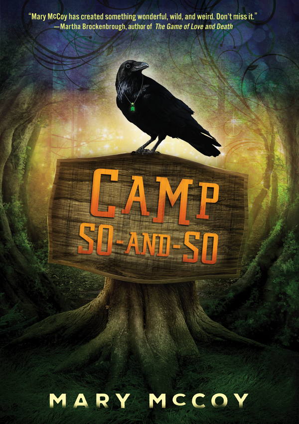 Camp So-and-So, by Mary McCoy