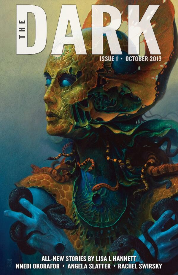 The Dark: Issue #1, October 2013