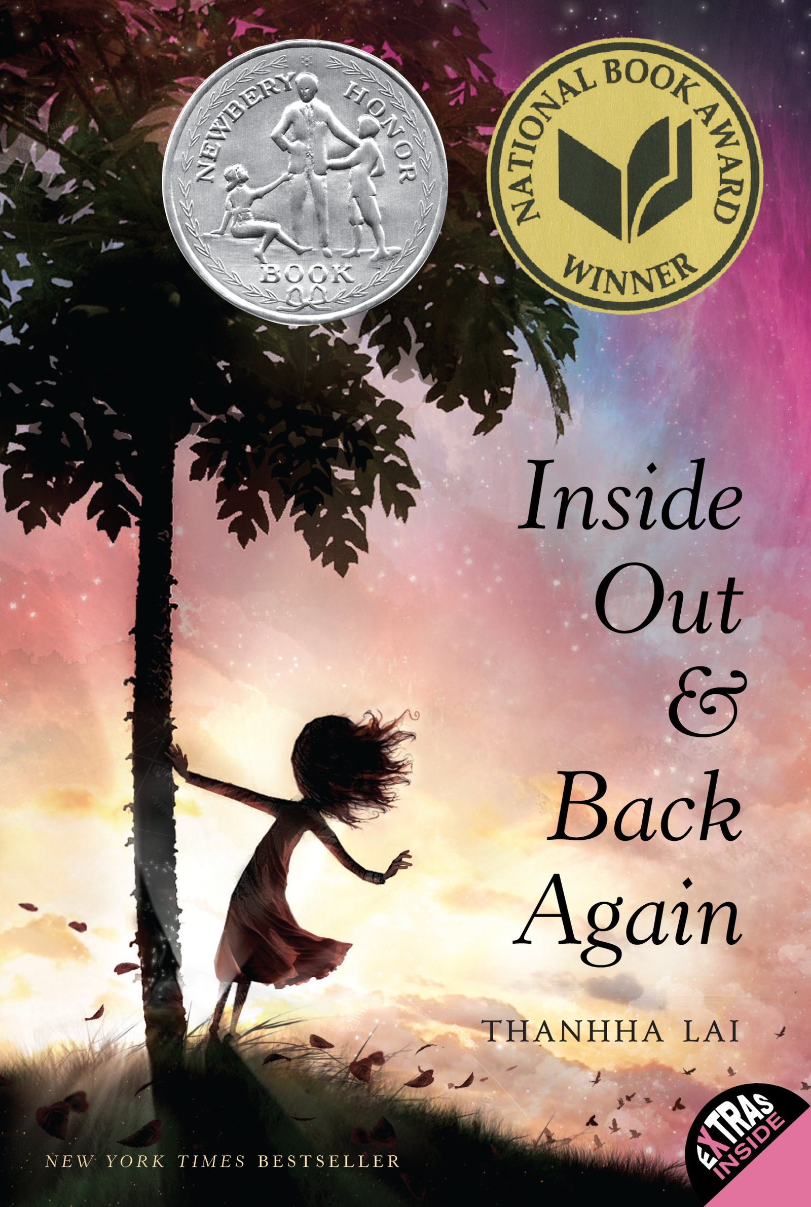 Inside Out & Back Again , by Thanhha Lai