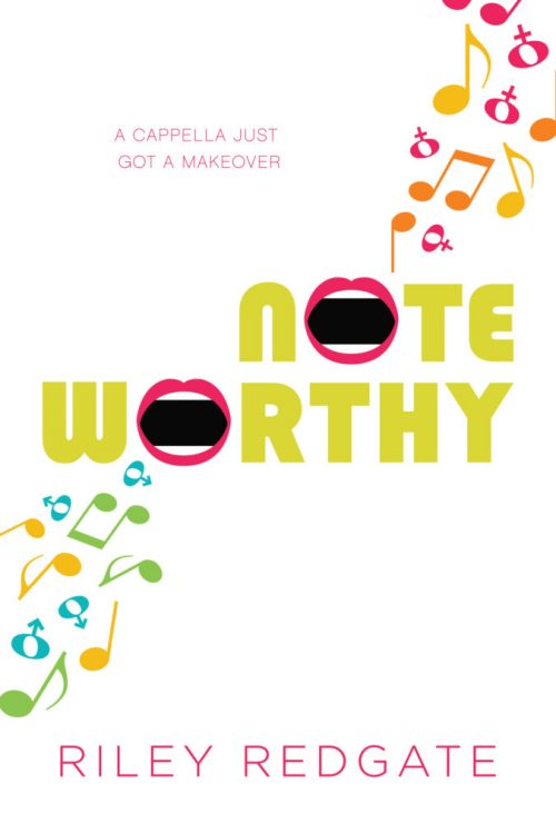 Noteworthy , by Riley Redgate