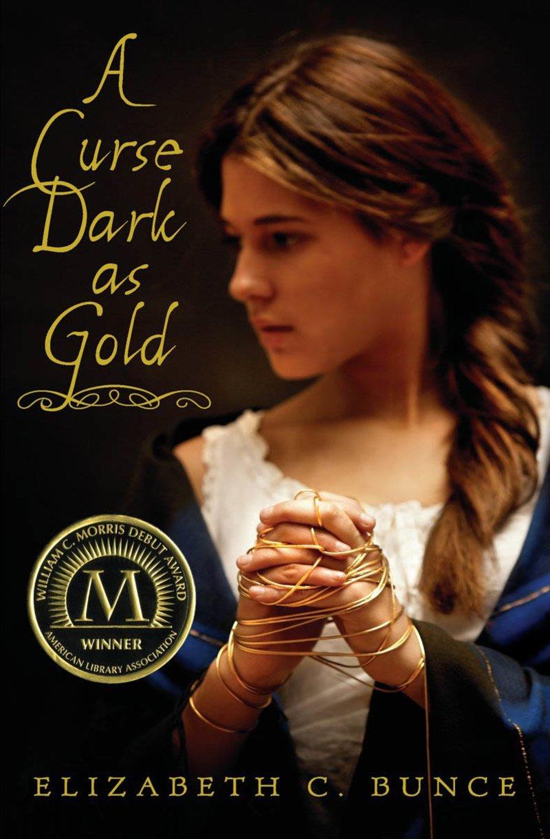 A Curse Dark as Gold , by Elizabeth C. Bunce