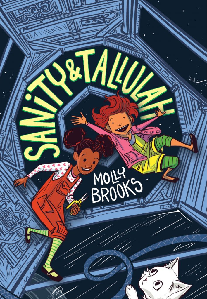 Sanity & Tallulah , by Molly Brooks