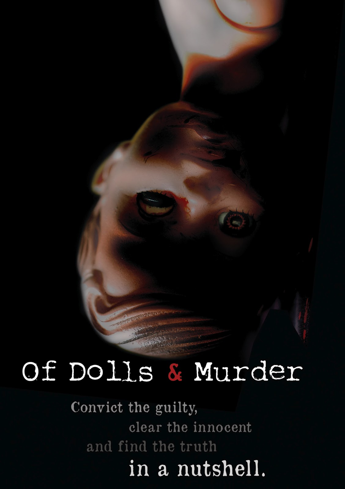 Movie poster:  Of Dolls & Murder .