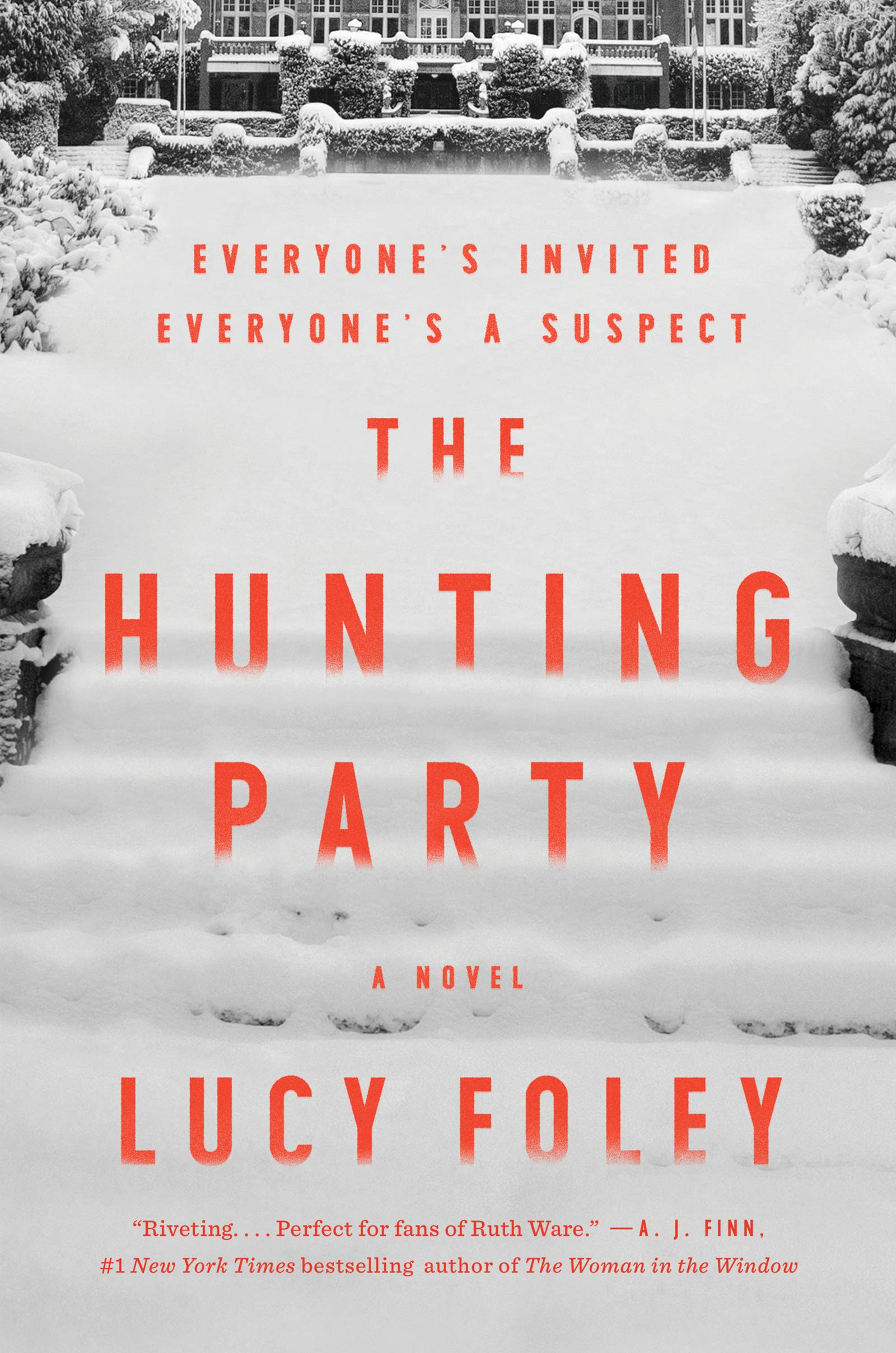 The Hunting Party , by Lucy Foley