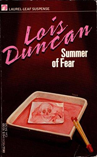 Cover of  Summer of Fear , by Lois Duncan
