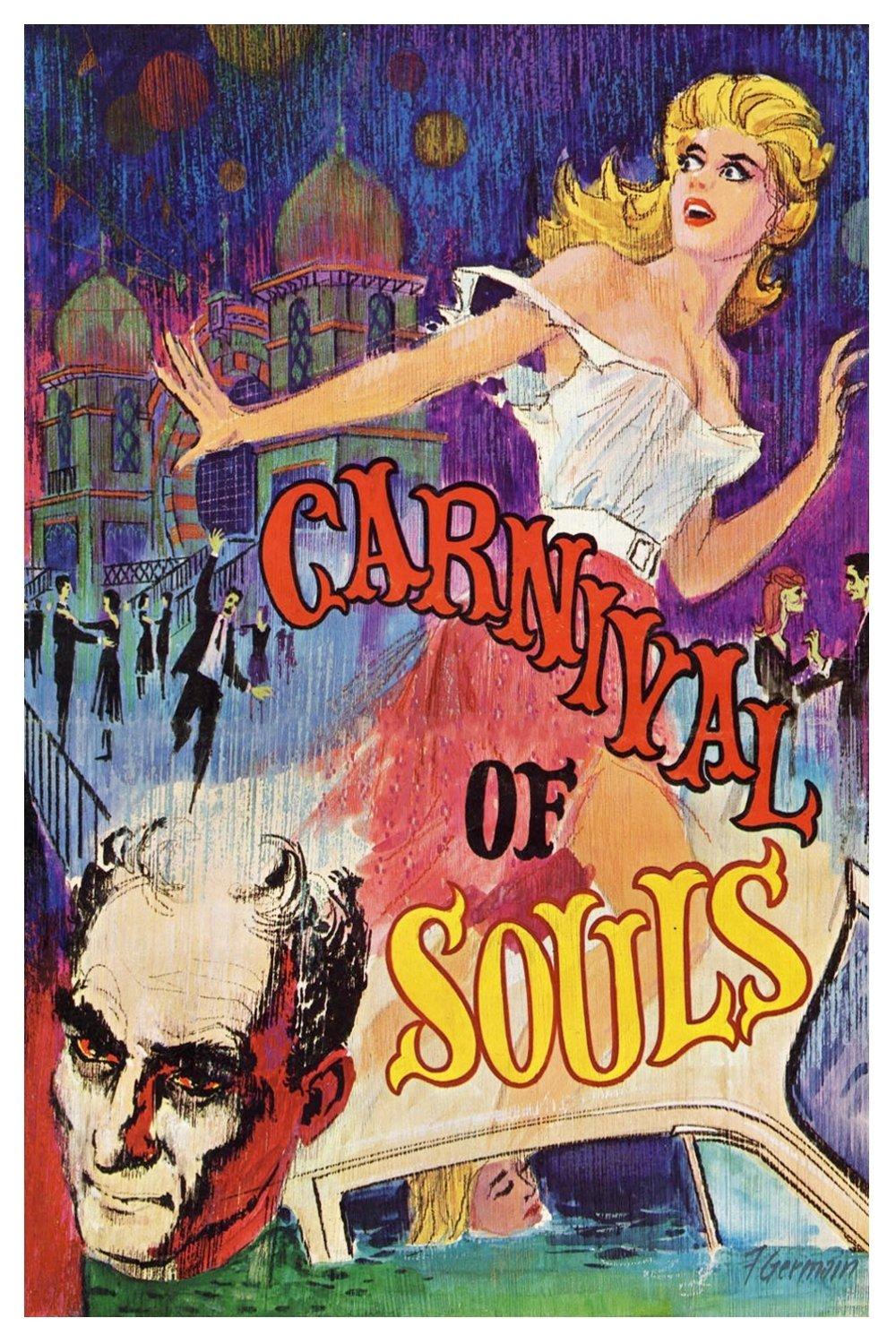 Carnival of Souls poster (color).