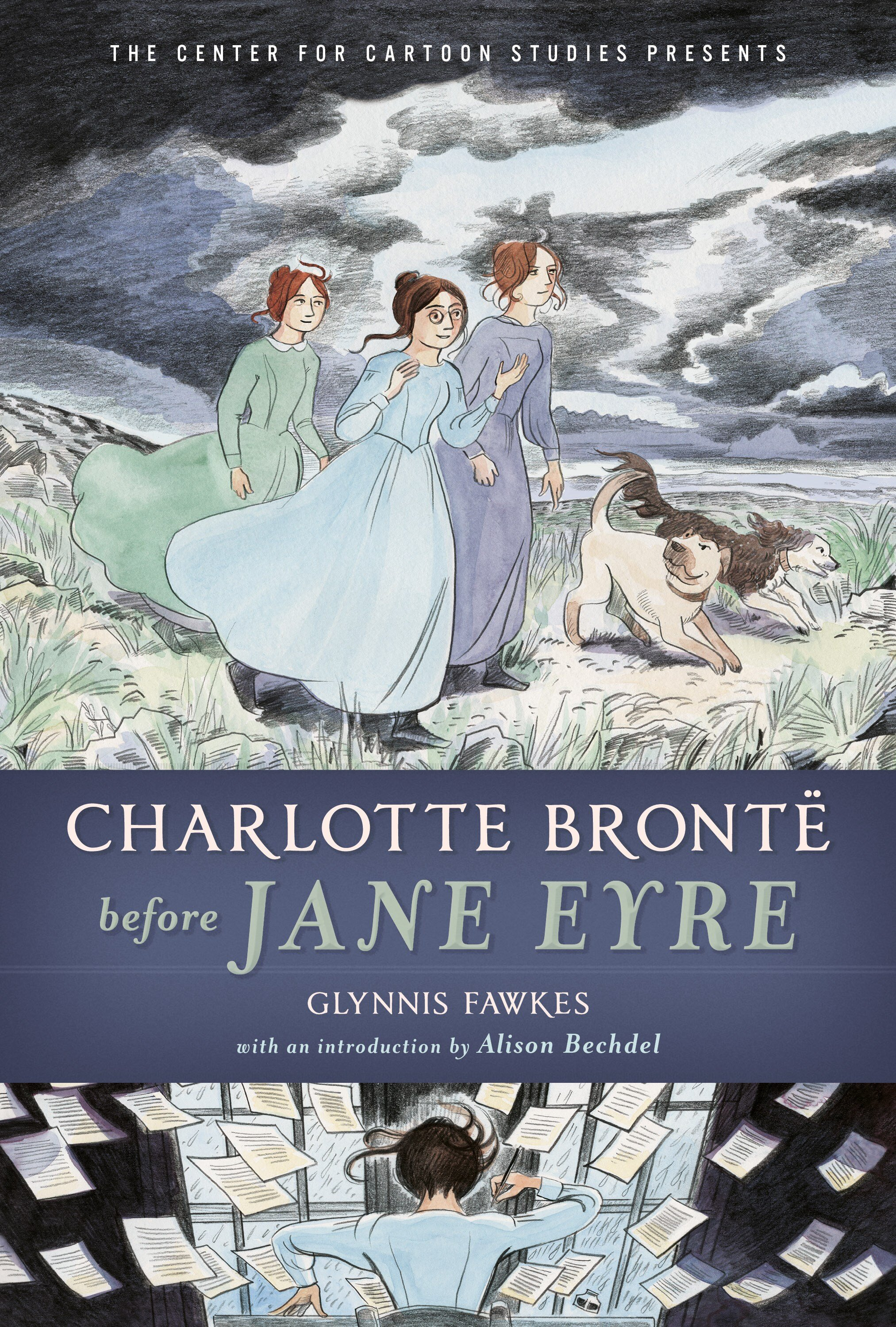 Charlotte Brontë Before Jane Eyre , by Glynnis Fawkes