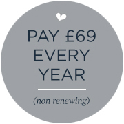 One year subscription £69