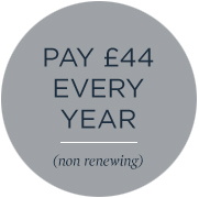 One year subscription £44