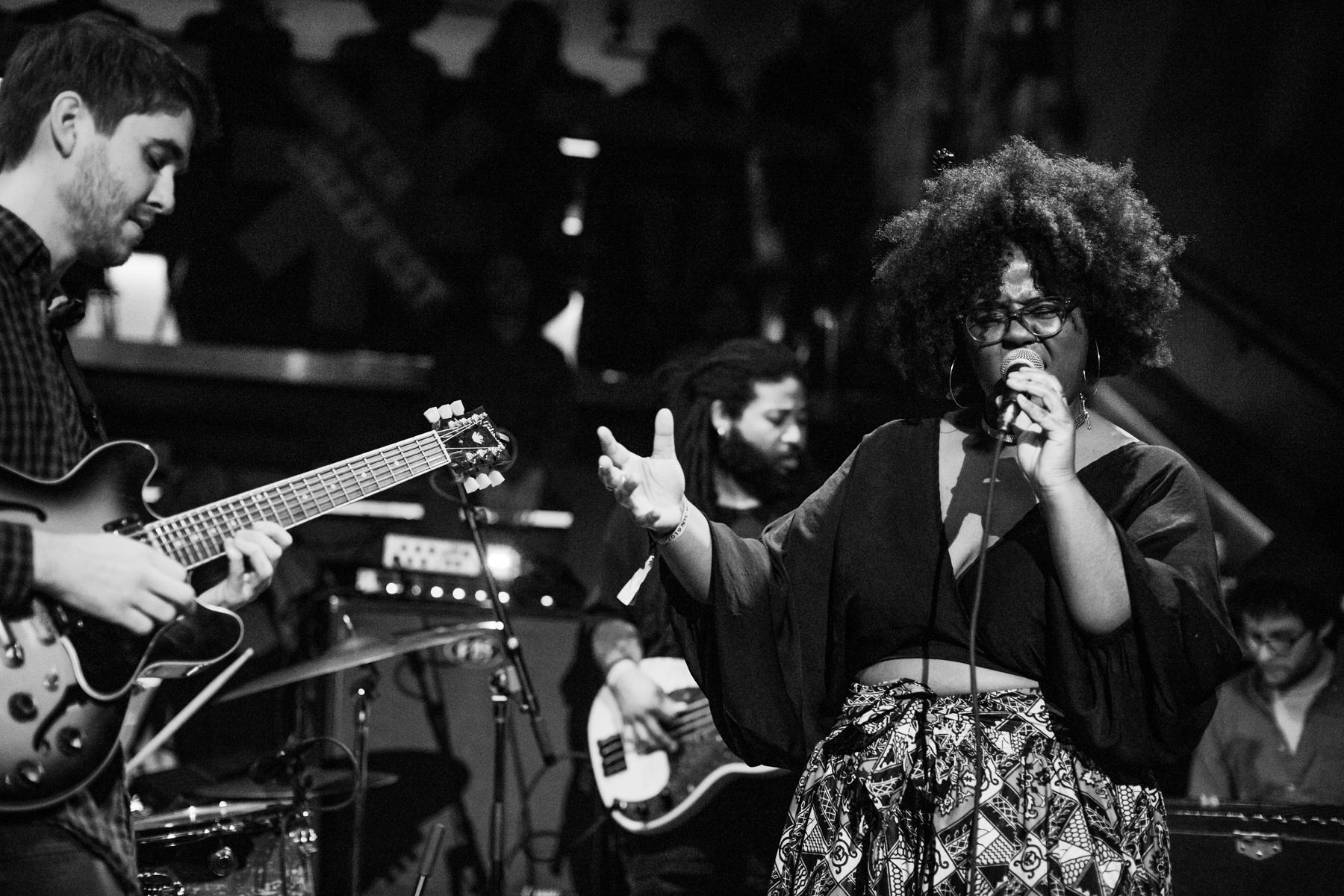 15th Annual New York City Winter Jazz Fest  New York, New York  Jan 12, 2019    Photo by Kristie Kahns