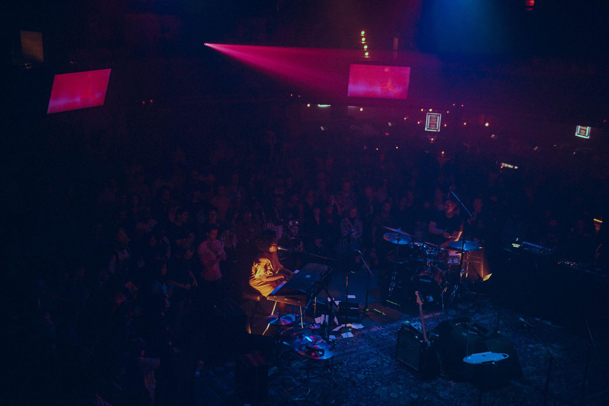 Red Bull Music Presents: Round Robin  Chicago, IL  Aug 30, 2018    Photo by Zoe Rain