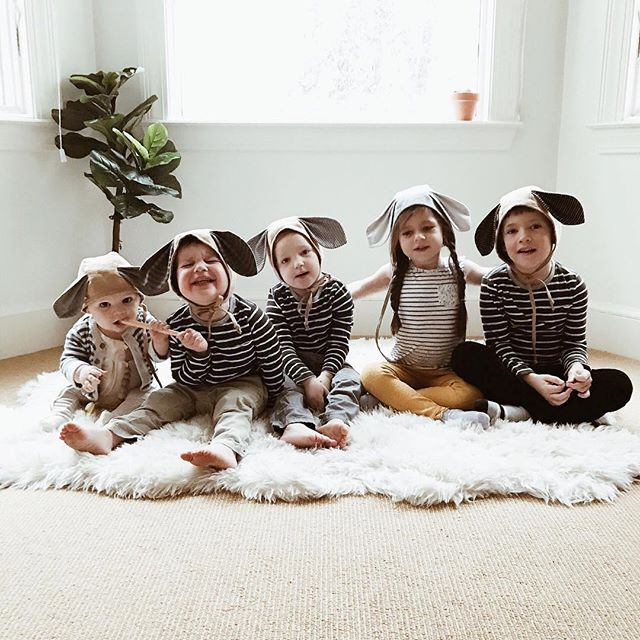 Happy Monday friends! Who else loves to make their kids all match? As a mom of three girls, I happen to think it's the best thing ever. #forevermatching