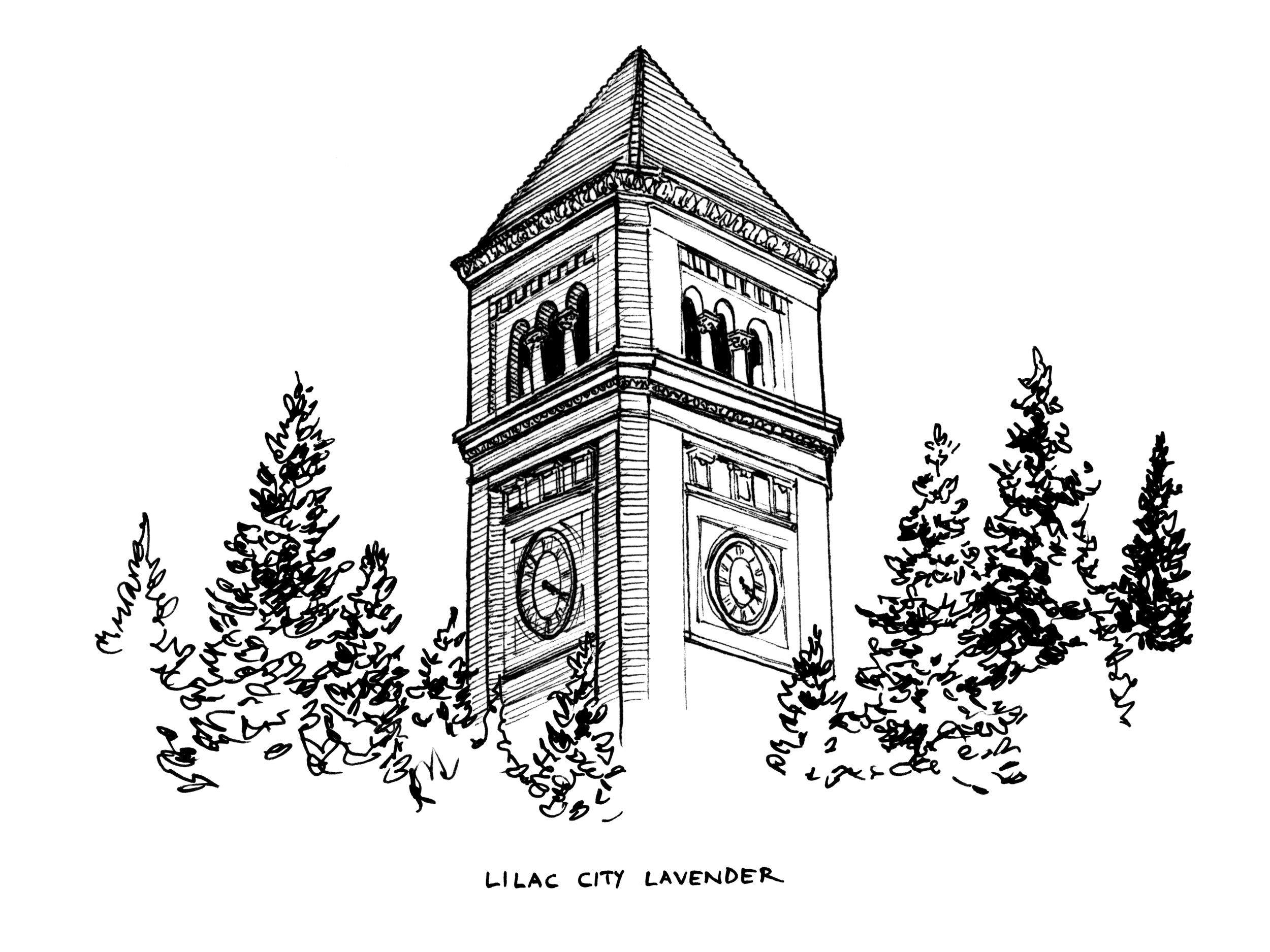 Lilac City Lavender