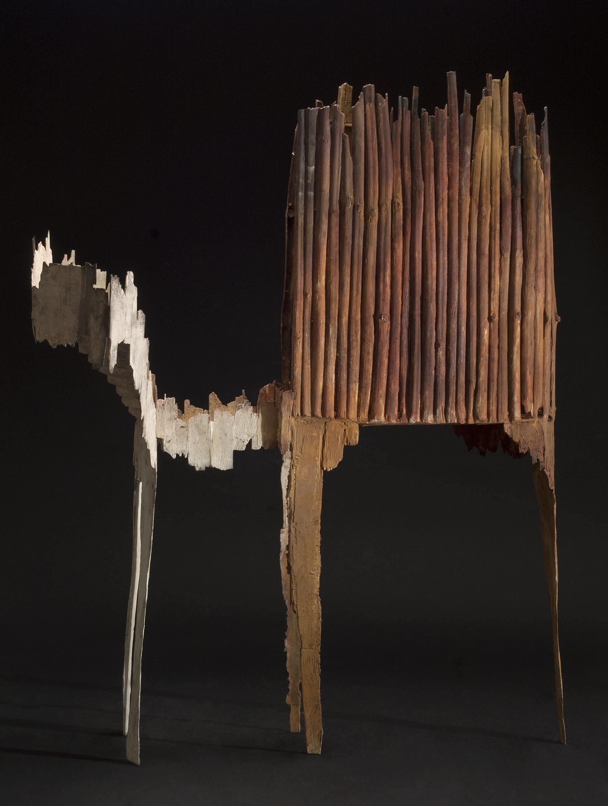 Guillaume Couffignal Théâtre, 2014 Bronze / 41.5 x 32 x 25.5 inches (105.4 x 81.3 x 64.8 cm) / GCo 11