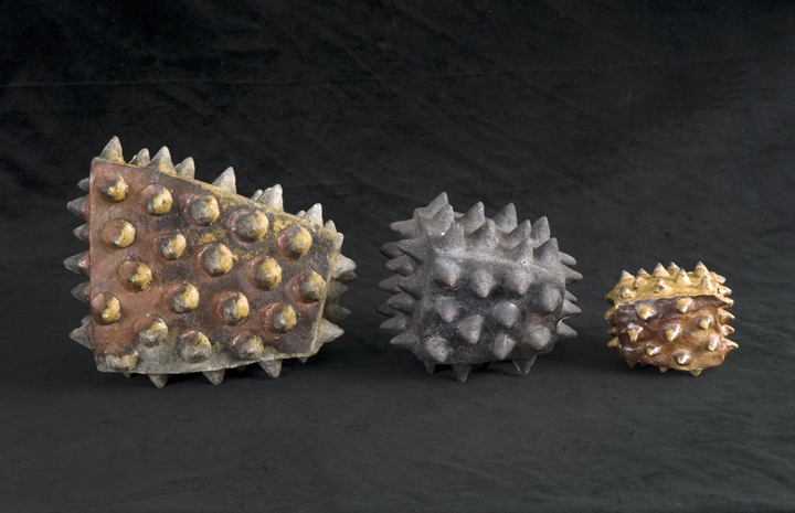 Tim Rowan Untitled, 2007 Woodfired Ceramic 8 x 20 x 6 inches / 20.3 x 50.8 x 15.2 cm / TR 27