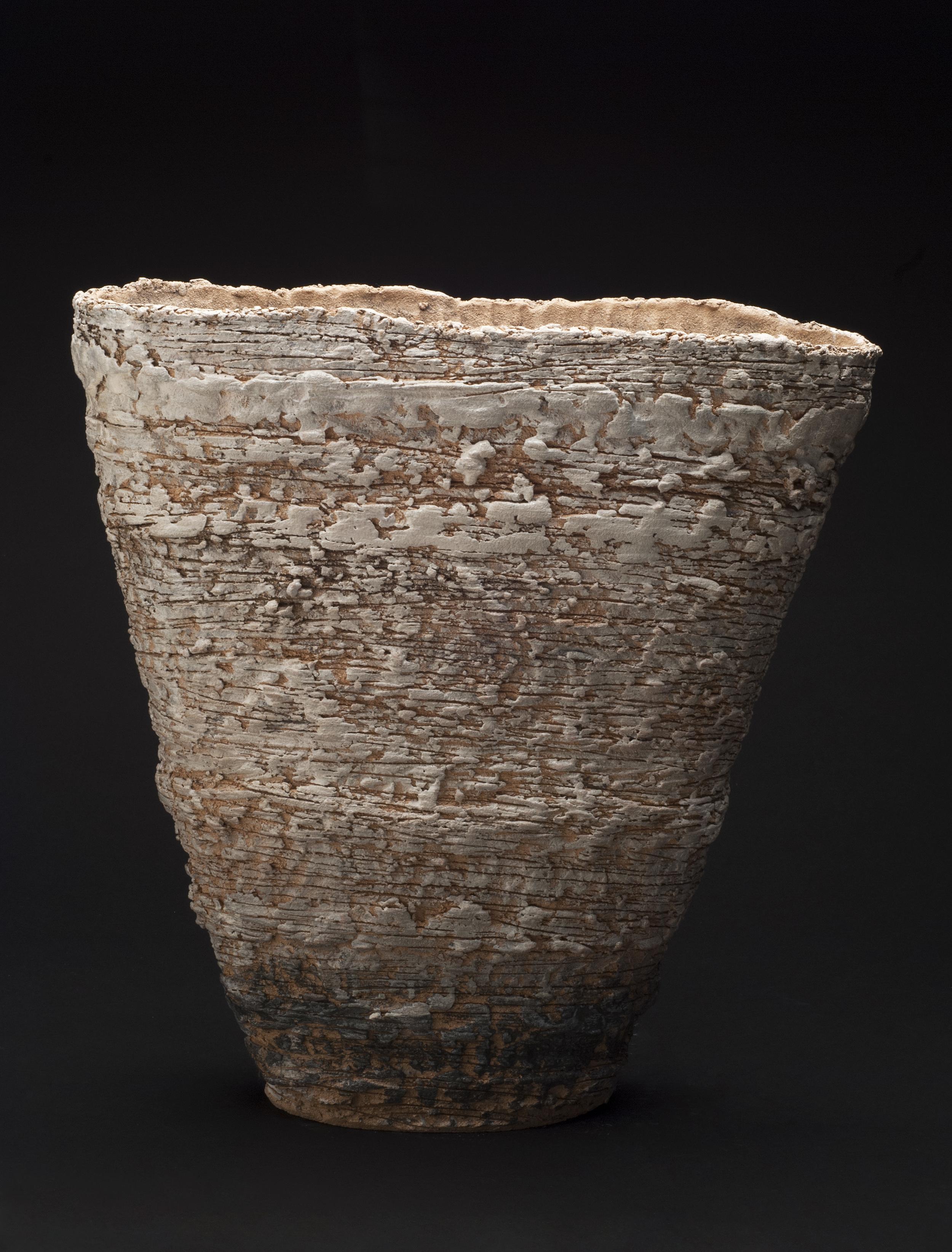 Sarah Purvey    Notion - Landscape Series  , 2010 Ceramic 16.54 x 15.75 x 5.91 inches / 42 x 40 x 15 cm / SPu 1